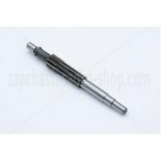 58. Вал-шестерня привода стволаEN17-BH-G726-58