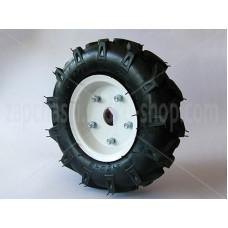 Колесо в сборе на мотоблок М-800L (3.5 * 6)RM-KZ-800