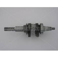 Вал коленчатый (под шпонку)SD26-GE-390-D-1